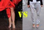 Проблема выбора одежды. Первая часть дилеммы