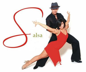 Сальса в Петербурге в танцевальной стадии «Salsa-Solero»