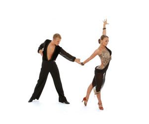 Латинская сальса и музыка, и танец, и соус